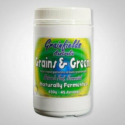 Grains & Greens 450g USA