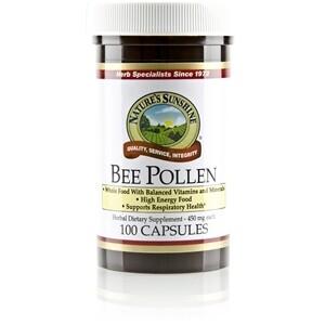 Bee Pollen 100 Capsules