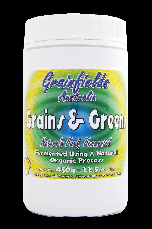 Probiotic Grainfields USA Grains & Greens Superfood