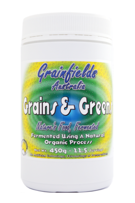 Probiotic Grainfields USA Grains & Greens Superfood