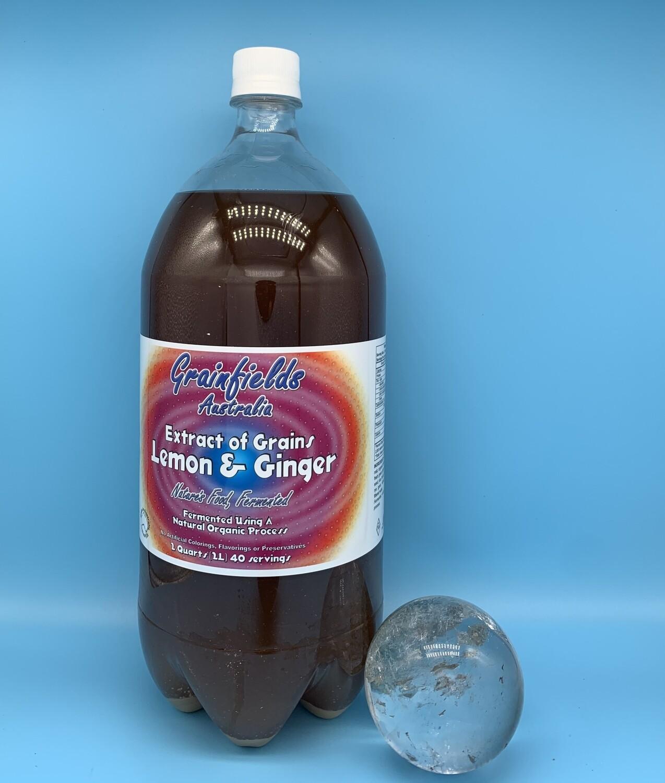 Lemon & Ginger 2L USA