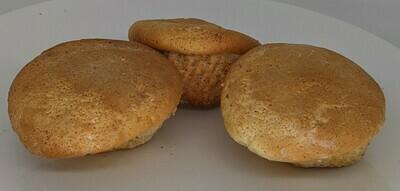 Vanilla cake muffin