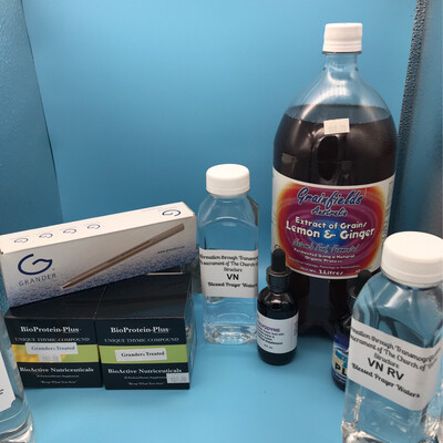 2020 Antiviral Kit Large