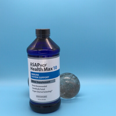 Health Max Silver 10ppm 16oz
