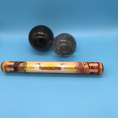 Frankincense & Myrrh 20 Sticks