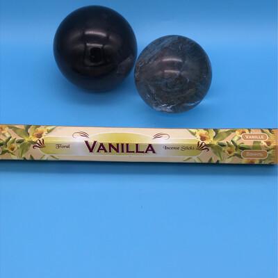 Vanilla 20 Sticks