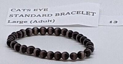 CoDS Vaxxinator Cats Eye Standard Bracelet Large (Adult)