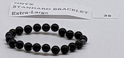 CoDS Vaxxinator Onyx Standard Bracelet Extra-Large (Adult)