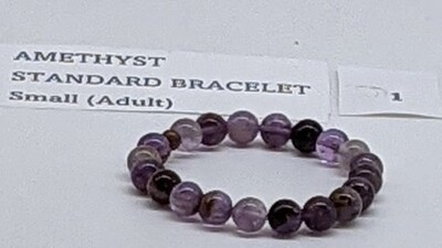 CoDS Vaxxinator Amethyst Standard Bracelet Small (Adult)