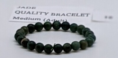 CoDS Vaxxinator Jade Quality Bracelet Medium (Adult)