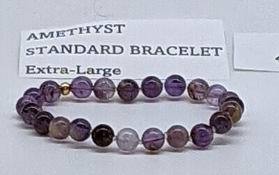 CoDS Vaxxinator Amethyst Standard Bracelet Extra-Large (Adult)