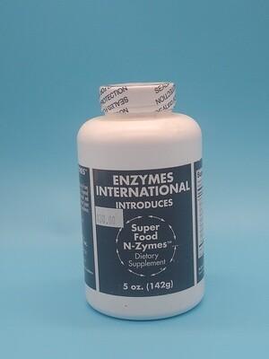 Digestive Enzymes 5 Oz Powder