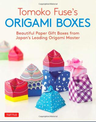 ORIGAMI BOXES. Autora: Tomoko Fuse
