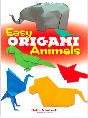 EASY ORIGAMI ANIMALS. Autor: John Montroll