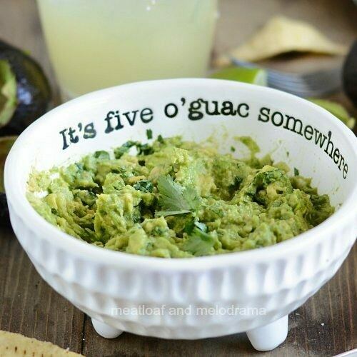 It's Five O'Guac Somewhere Set