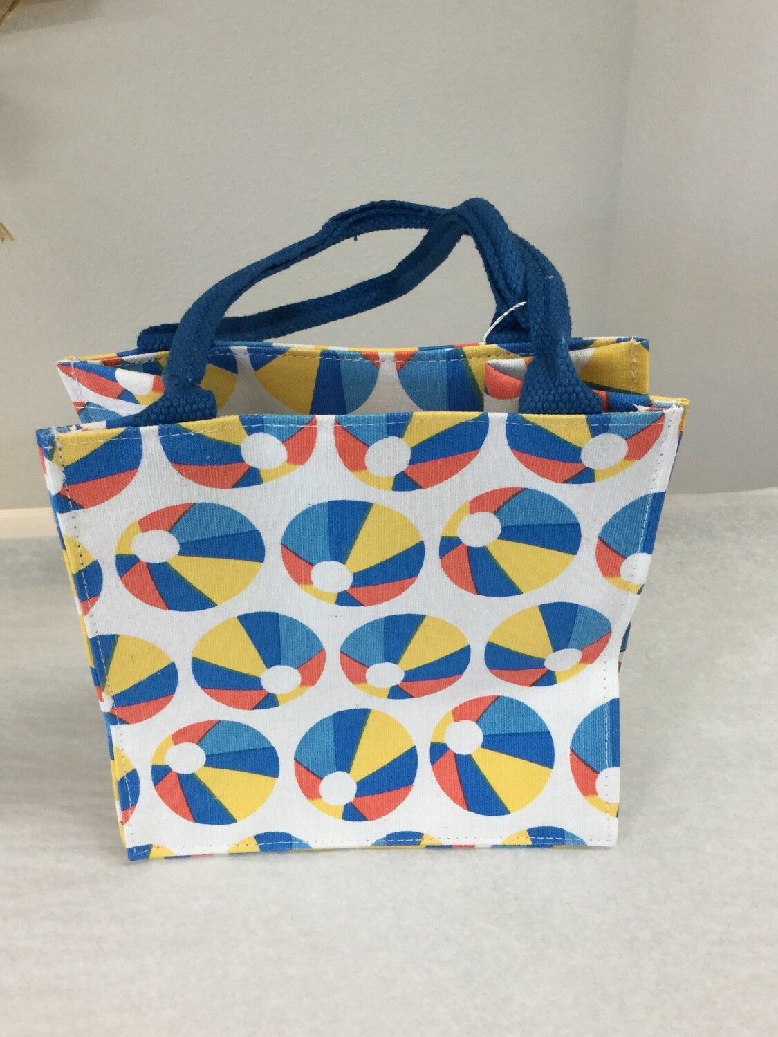 Canvas Gift Bag Tote
