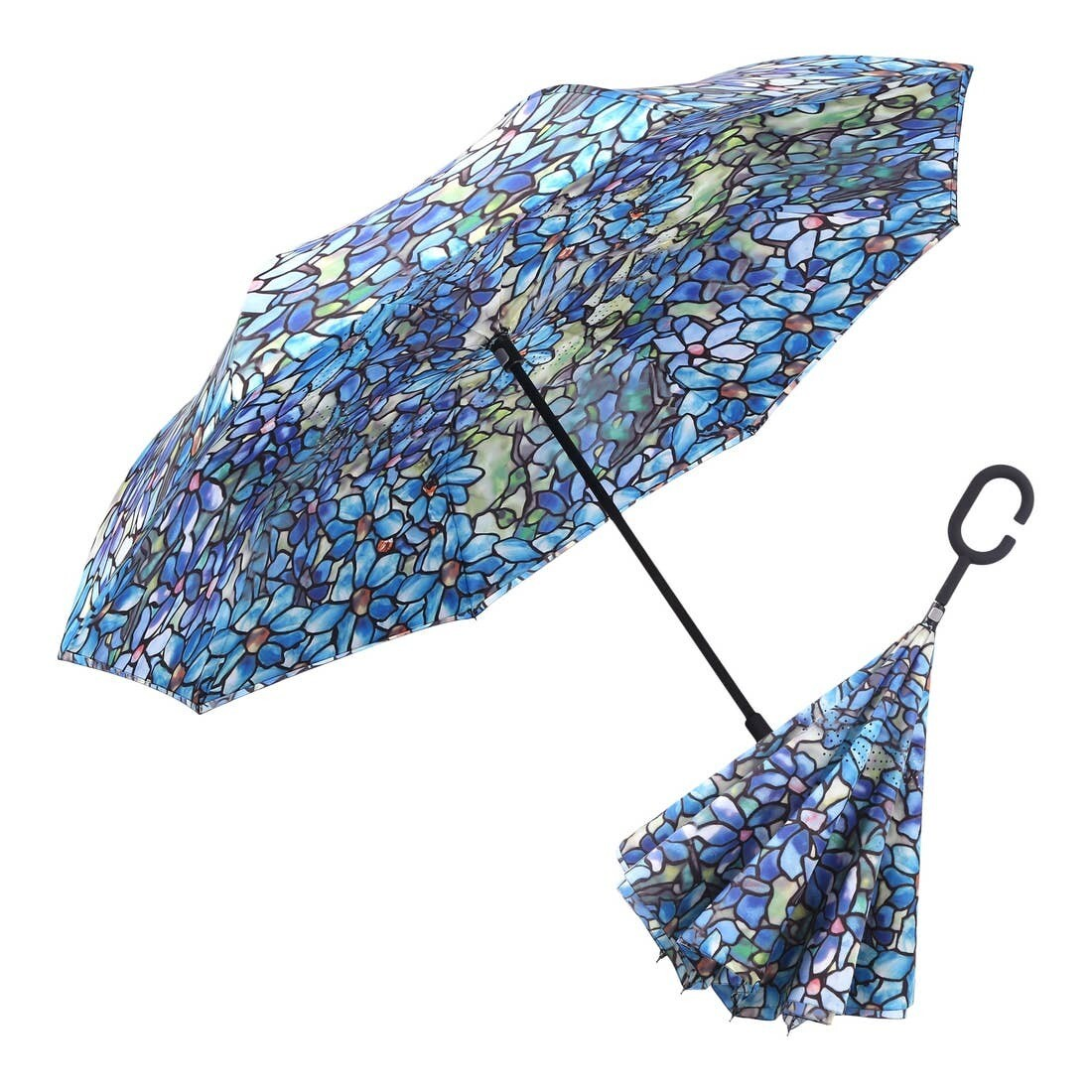 Inverted Umbrella that Covers You!