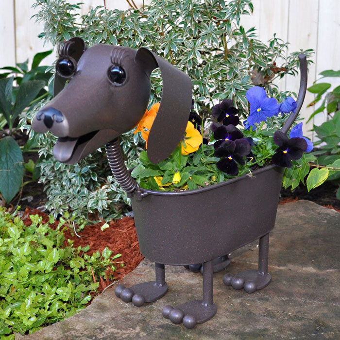 Cutest Dog & Cat Planters  Ever!