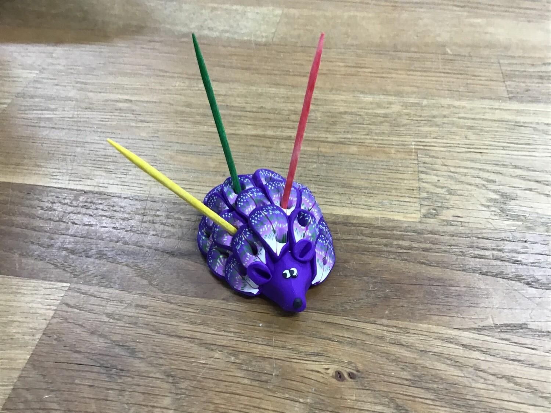 HedgeHog Toothpick Holders