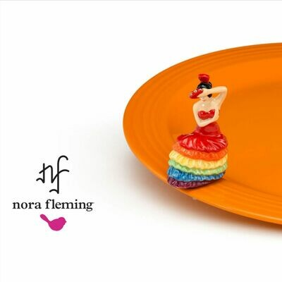 Exclusive 2020 FIESTA Platter with Nora Fleming