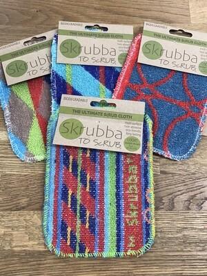 Skrubba! The Ultimate Scrub Cloth