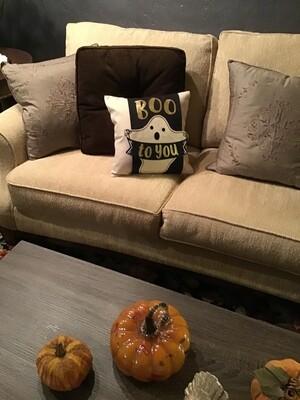 Halloween Decorative Pillow Wrap