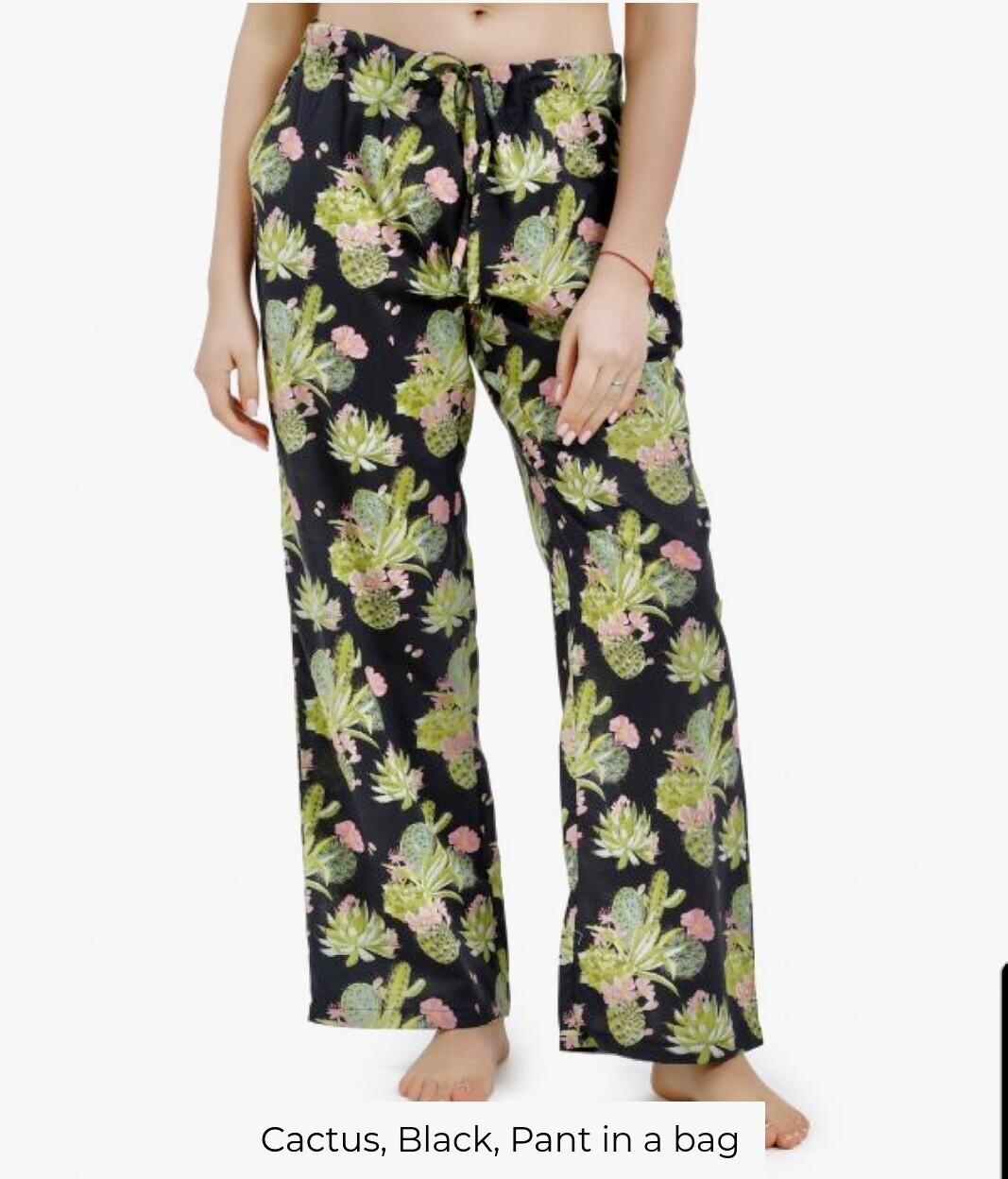 Pajama Pants in a Bag