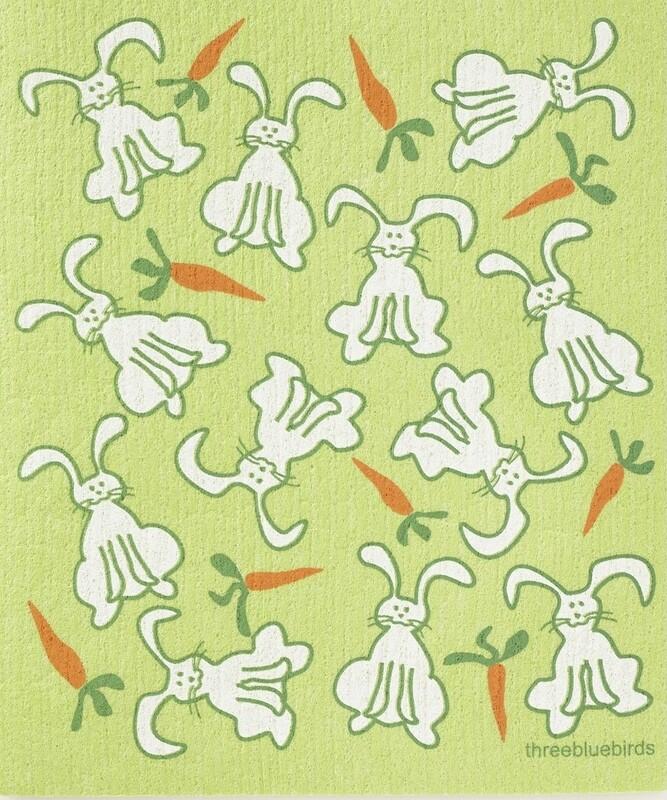 Fabulous Eco-Friendly Swedish Dishcloths Made in USA