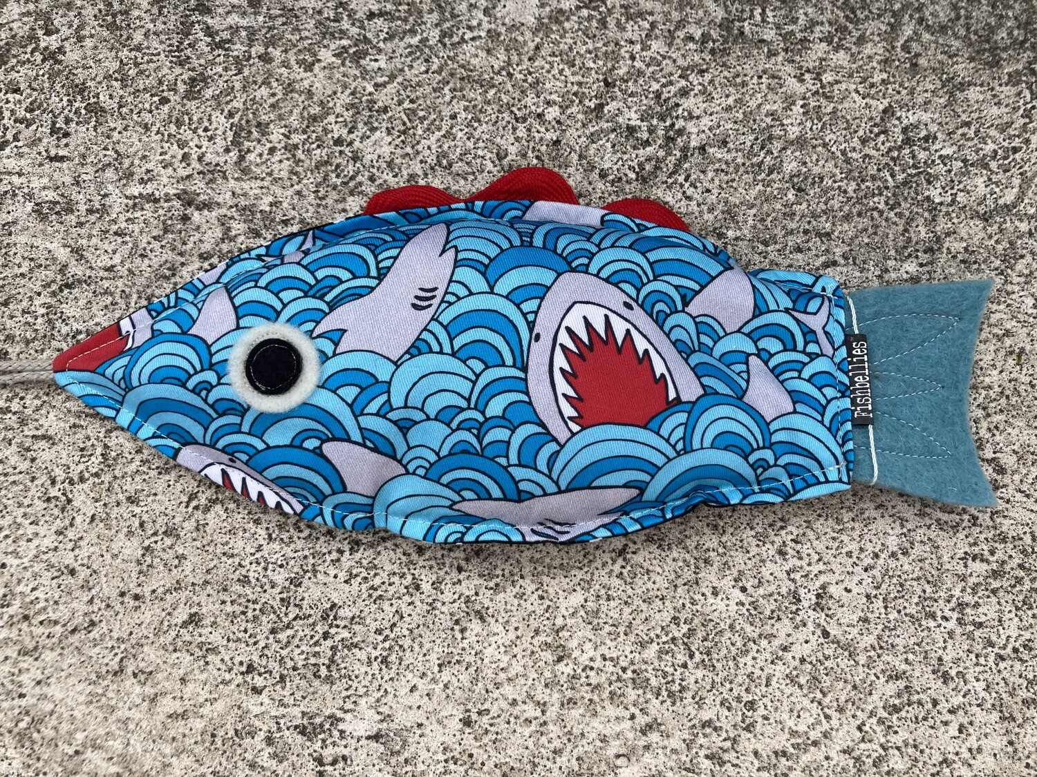 Fishbelly Corn Therapy Bag