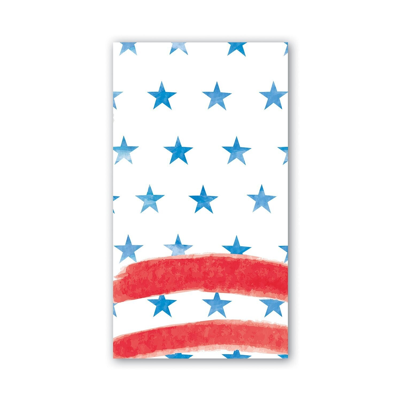 Stars & Stripes Paper Placemats, Napkins & Utensils