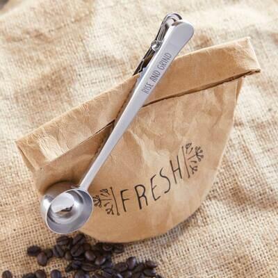 Rise & Grind Coffee Scoop