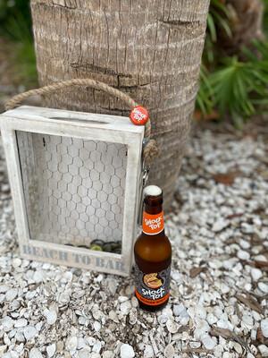 Beach to Bar Beer Cap Holder