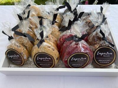 4 Brigadeiro Cookies