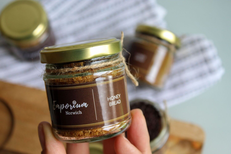 Honey Bread Jar