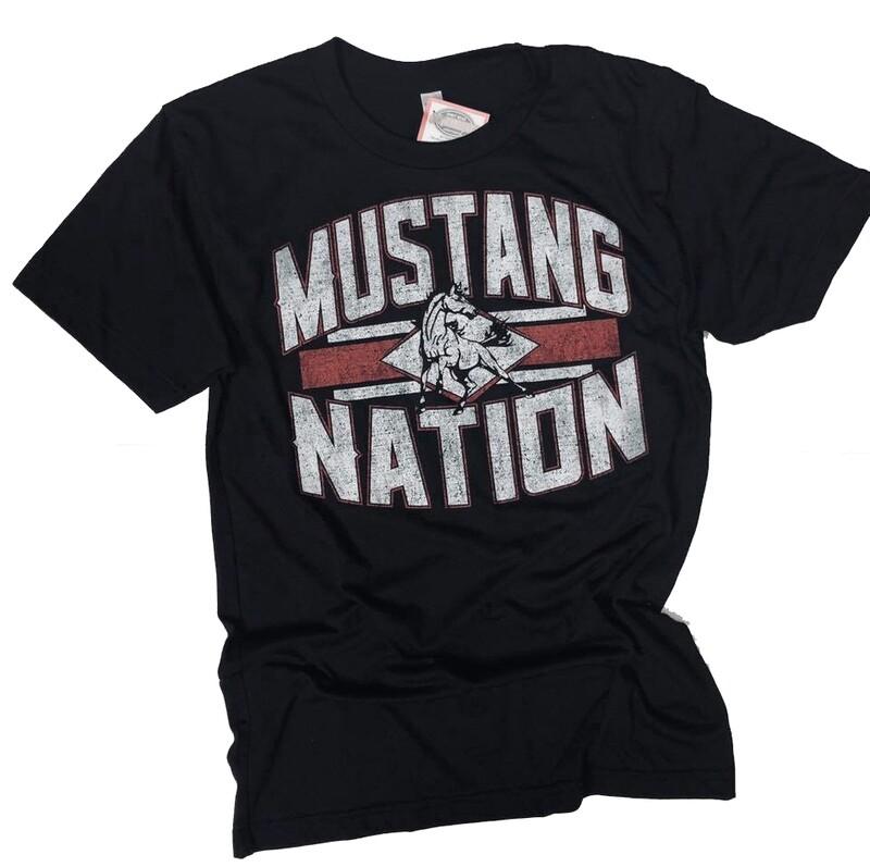 Mustang Nation - American Apparel