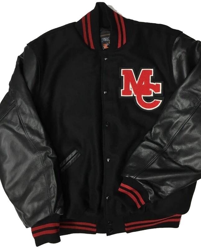 McDonald County Varsity Jackets Call for Pricing