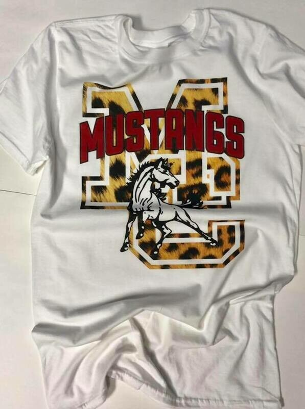 Softstyle Tee MC Mustang
