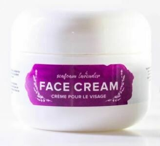 Lavender Face Cream, 40g