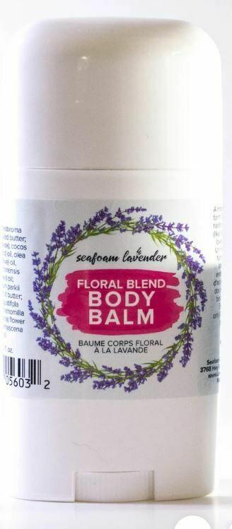 Body Balm Floral Blend