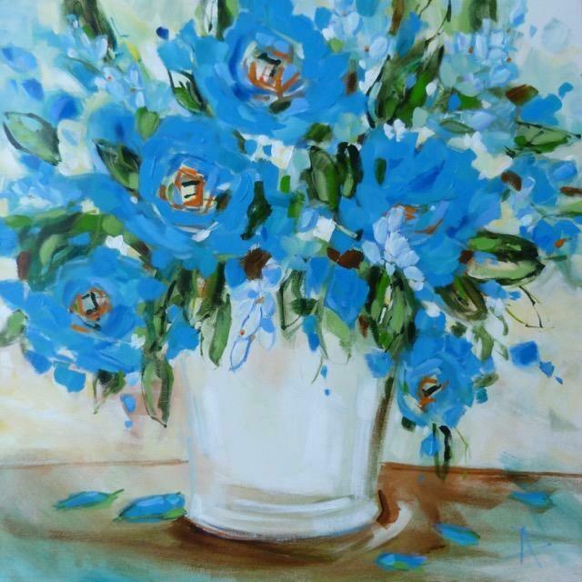 Moody Blues - Andrea Pottyondy Stoffer
