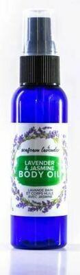Lavender & Jasmine Body Oil