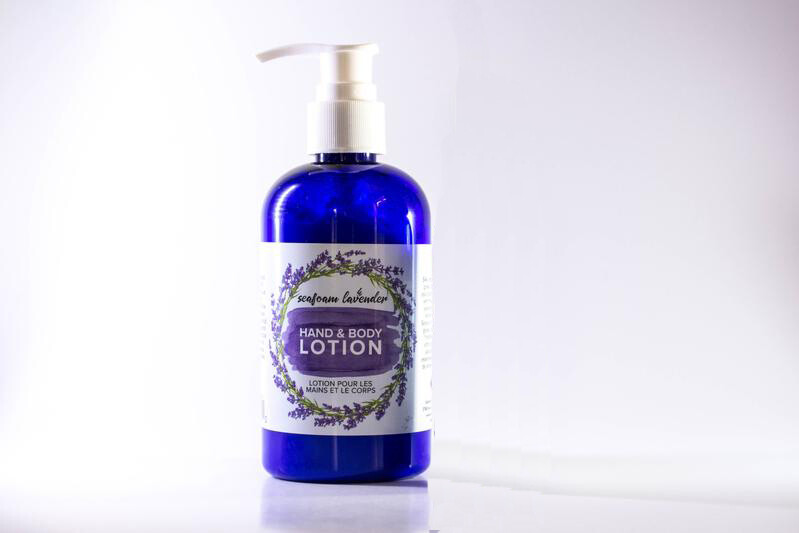 Lavender Hand & Body Lotion, Large