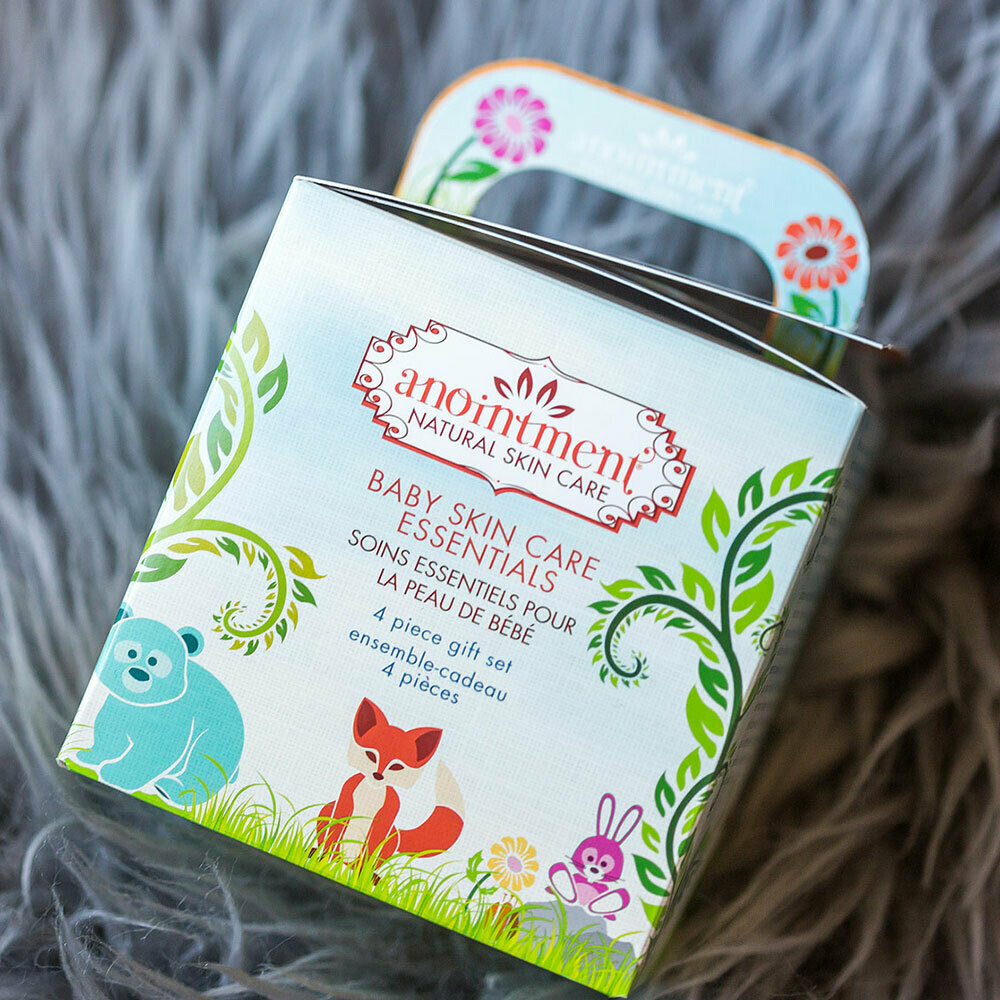 Baby Gift Box - Anointment