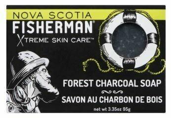 NS Fisherman Charcoal Soap