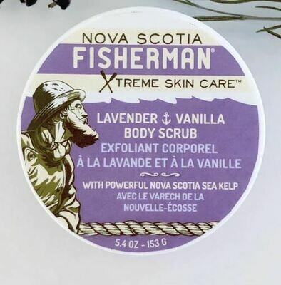 Lavender Vanilla Scrub