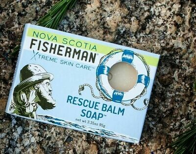 NS Fisherman Rescue Balm Soap