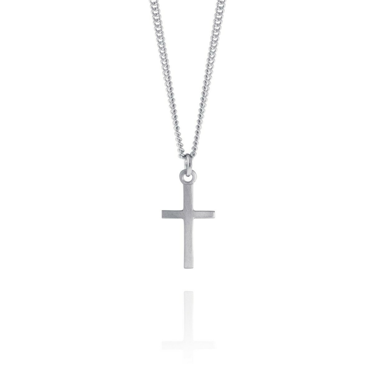Amos Cross Necklace