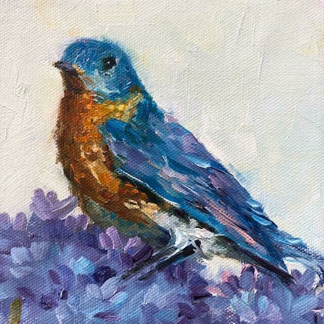 Out of the Blue, Blue Bird