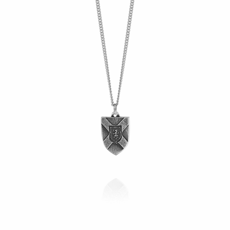 Amos Nova Scotia Crest Necklace
