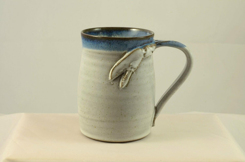 Beach House Lobster Claw Mug